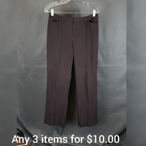 Coldwater Creek brown pants size 10
